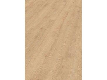 EGGER Laminat »Newbury Eiche hell«, authentische Holzoptik, Wasserresistent & feuchtraumgeeignet