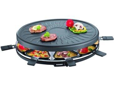 Severin Raclette-Grill RG 2681.902, 8 Raclettepfännchen, 1100 W