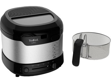 Fritteuse UNO M Edelstahl FF215, Tefal