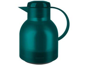EMSA 1,0 l Isolierkanne SAMBA QUICK PRESS Petrol-transluzent