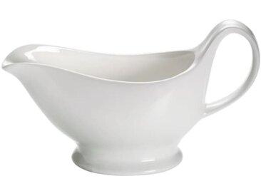 MAXWELL & WILLIAMS Sauciere 400 ml Porzellan weiß