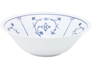 KAHLA Schüssel /Schale BLAU SACS 420 ml Weiß mit blauem Dekor