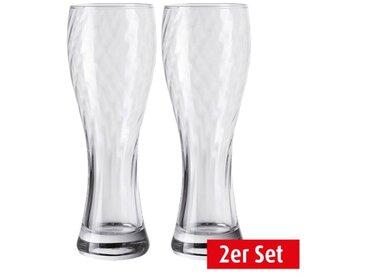 LEONARDO Weizenbierglas 2er Set MAXIMA OPTIC