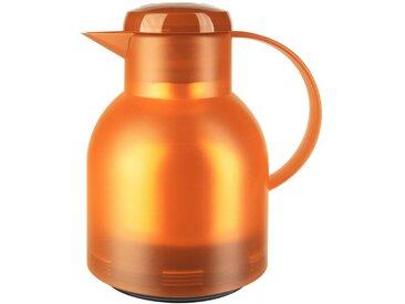 EMSA Isolierkanne SAMBA 1000 ml orange-transluzent