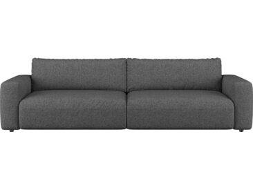 Gallery M | Lucia | Big Sofa 3-Sitzer, Morano-Grey(PG 6), B 292, T 124, H 81 cm