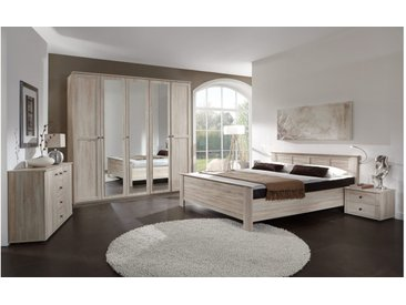 Stylefy Teresa Schlafzimmerset Sonoma Eiche