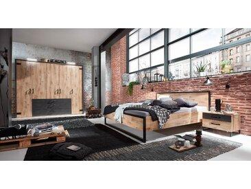 Stylefy Sydney Schlafzimmerset Plankeneiche