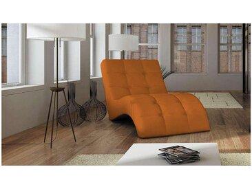 Stylefy LAGUNA Liege 76x170x83 cm Orange