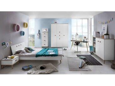 Stylefy Estelle Kinderzimmer-Set Weiß