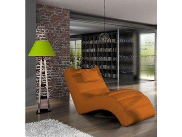 Stylefy LOS ANGELES Liege 75x172x92 cm Orange