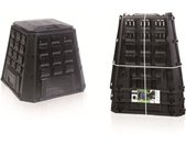 Prosperplast EVOGREEN 420L Komposter schwarz IKEL420C-S411