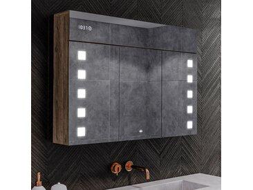 Spiegelschrank mit LED Beleuchtung L03