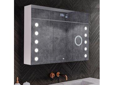 Spiegelschrank mit LED Beleuchtung - L06 Emily