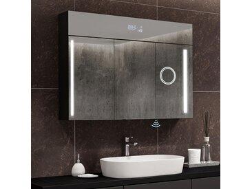 Spiegelschrank mit LED Beleuchtung L02