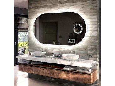 Badspiegel mit LED Beleuchtung L80