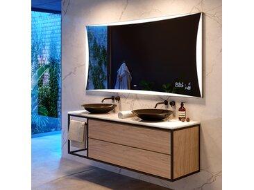 Badspiegel mit LED Beleuchtung L77