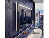 Badspiegel mit LED Beleuchtung - SlimLine L12