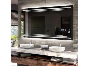 Badspiegel mit LED Beleuchtung L75