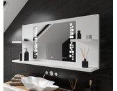 Spiegel mit den Fächern LED L38