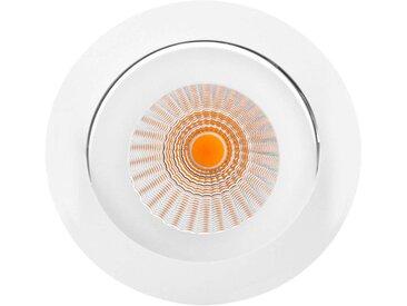SLC DL04 LED-Einbauleuchte weiß 3.000 K