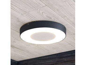LED-Außendeckenleuchte Sora, rund
