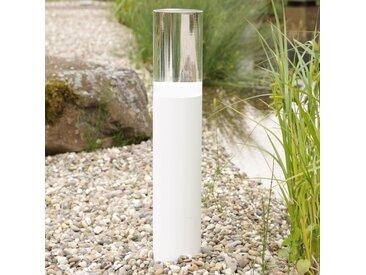 HEISSNER SMART LIGHTS LED-Sockelleuchte weiß 34cm
