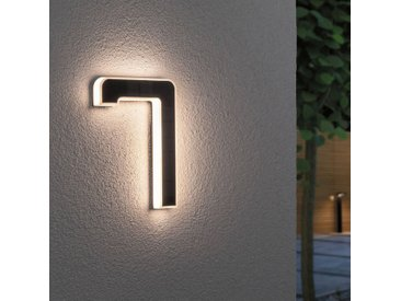 Paulmann LED-Solar-Hausnummer 7