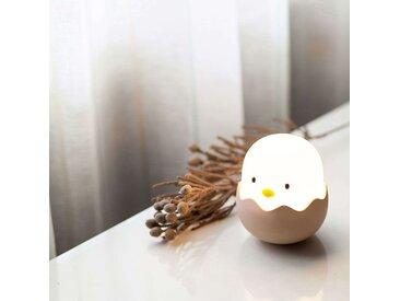 LED-Nachtlicht Eggy Egg mit Akku