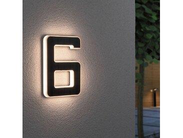Paulmann LED-Solar-Hausnummer 6