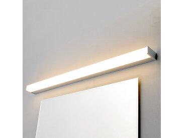 LED-Bad- und Spiegelleuchte Philippa eckig 88cm