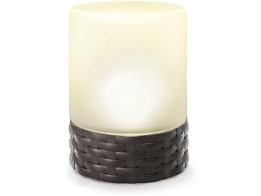 """Solarleuchte """"Cloe"""" aus Glas in Braun von """"Esotec"""", IP44 (1 flammig,)"""