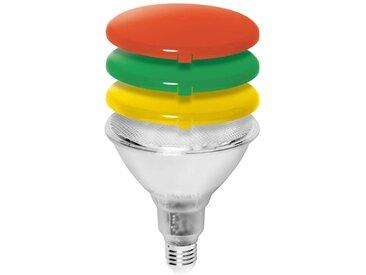 Diffusordeckel Gelb zu PAR38 Energiesparlampe