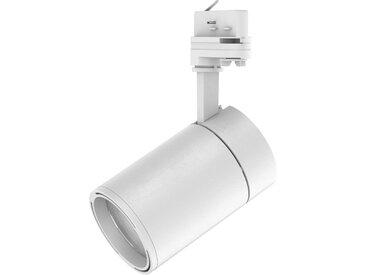 Arcchio Cady LED-Schienenstrahler, weiß 36° 22W