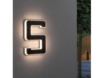 Paulmann LED-Solar-Hausnummer 5