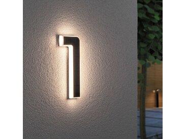 Paulmann LED-Solar-Hausnummer 1