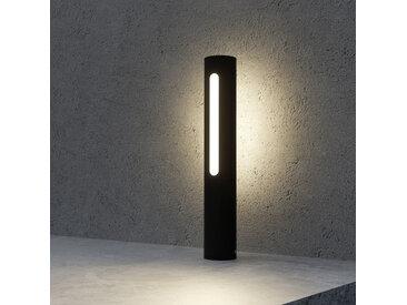 LED-Sockelleuchte Tomas in Dunkelgrau