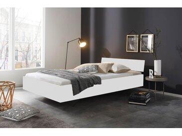 Bett in alpinweiß, Liegefläche 120 x 200 cm