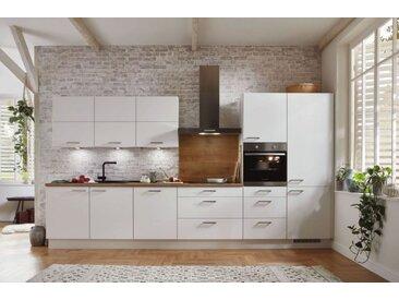 Küchenzeile, Nobilia, inkl. Elektrogeräte RKKÜ5