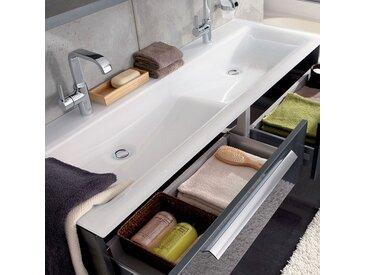 Laguna Manhattan Form B Waschtischunterschrank mit Doppelwaschtisch 140 cm