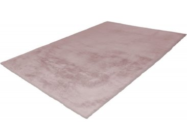 Arte Espina Hochflorteppich 'Rabbit' Weicher Kuschelteppich, rosa, 180x280 cm