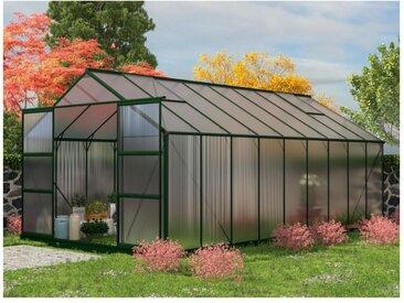 Garten Gewächshaus IXORA - Polycarbonat - 16,8 m²