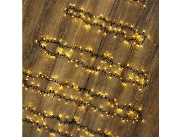 toom Baummantel-Lichterkette warmweiß 500 LEDs außen