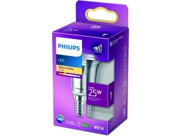Philips LED Reflektor 1,4 W E14 R50 warmweiß 105 lm