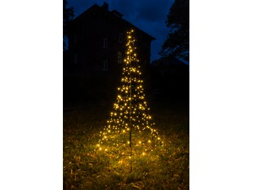LED-Tannenbaum 'Galaxy' 300 LEDs 2 m warmweiß