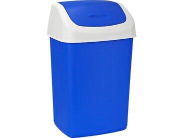 Abfalleimer 'Push' 10 l verschiedene Farben