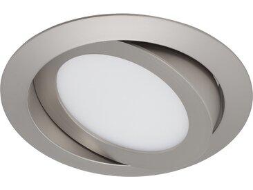 Briloner LED-Einbauleuchte 'Flat Move' 800 lm 8 W schwenkbar