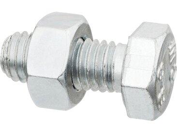 Sechskantschrauben M8 x 20 mm DIN 558