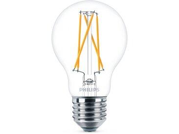 Philips LED-Lampe 'LED WarmGlow' 60 W E27 806 lm klar, dimmbar