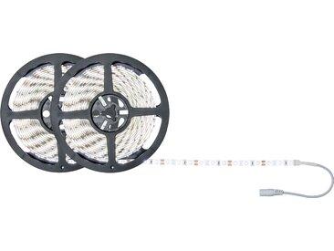 Paulmann LED-Streifen-Komplettset 'SimpLED' tageslichtweiß 10 m 1920 lm 22 W mit Stecker