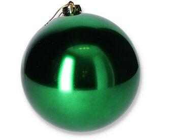 Christbaumkugel grün bruchfest Ø 20 cm